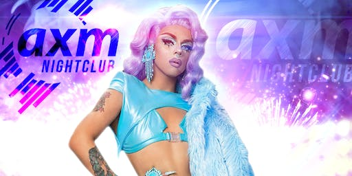 AXM presents AJA - Club with the Queens!