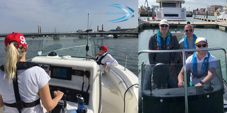 RYA Powerboat Level 2 Course, Poole (Prices From £260.00pp) tickets