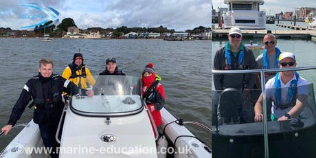 RYA Powerboat Instructor Course - Poole (Prices from £360.00pp) tickets