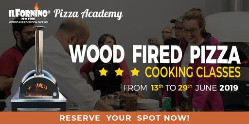 Wood Fired Oven Pizza Cooking Classes