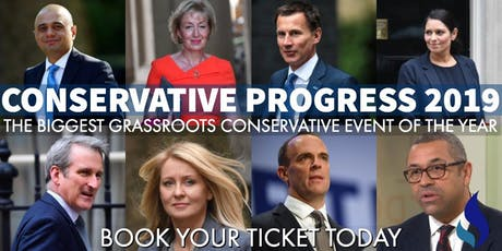 Global Britain - the Conservative Progress Conference 2019 tickets