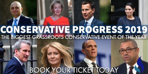 Global Britain - the Conservative Progress Conference 2019