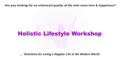 Holistic Lifestyle Workshop tickets