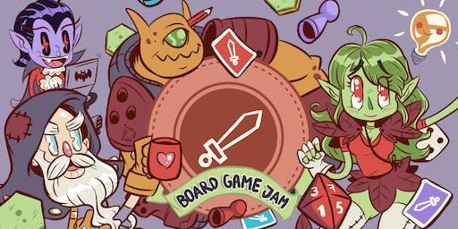 Board Game Jam 2019