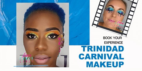 Bling Bling Makeup for Trinidad Carnival Tuesday 2020 tickets