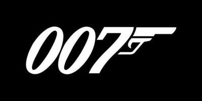 James Bond Christmas Extravaganza