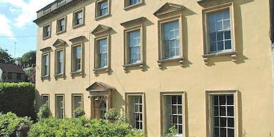 Visit to Old Bowlish House