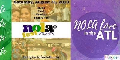 NOLAfest Atlanta