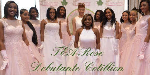 TEA Rose Debutante Cotillion & Scholarship Program Info Session