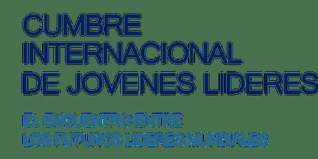 Cumbre internacional de Jóvenes Líderes entradas