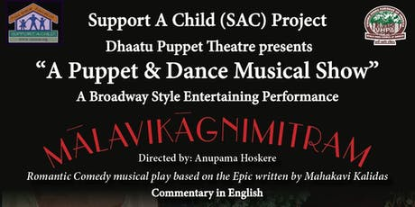 Puppet & Dance Musical Show  to Support A Child tickets