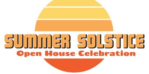 Summer Solstice: Open House Celebration