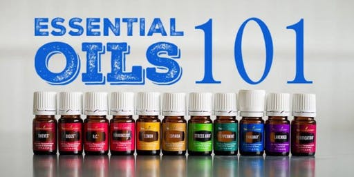 Essential Oils 101 and a Make and Take party