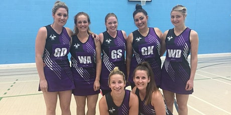 Netball Leagues in Rotherham! tickets