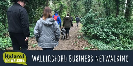 Natural Netwalking in Wallingford, Oxfordshire. 9th October 7.00am - 9.00am tickets