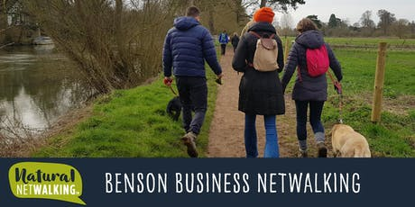 Natural Netwalking - Benson, Oxfordshire.  Wed 12th February,  10am -12pm tickets