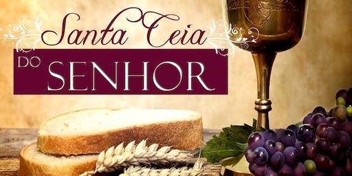Culto de Santa Ceia - Rocha Viva Cascais