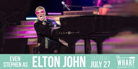 Live from Las Vegas: Even Stephen as Elton John tickets
