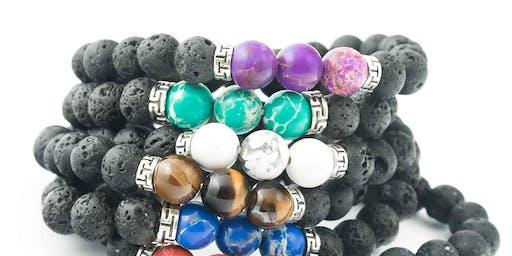 Diffuser Bracelet: Make & Take