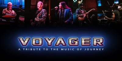 Voyager (Journey Tribute) - Lights on the Lawn 2019
