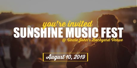 Sunshine Music Fest tickets