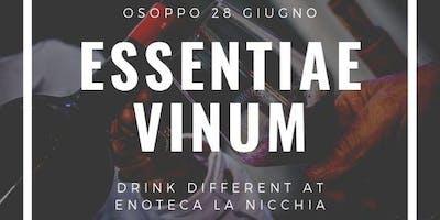 Essentiae Vinum - Drink Different
