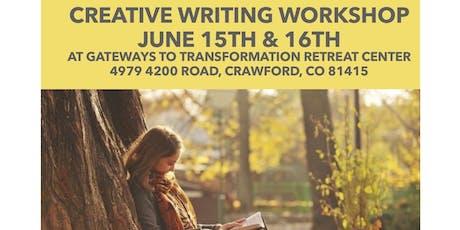 Creative Writing Workshop tickets