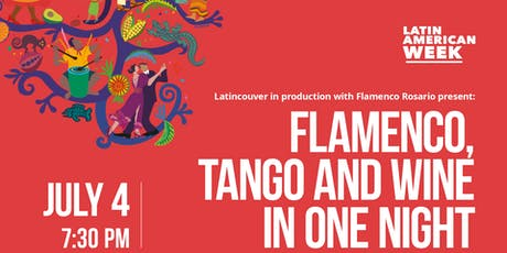 Flamenco, Tango and Wine in One Night 2019 tickets
