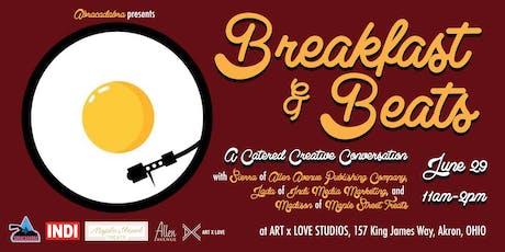 Breakfast & Beats tickets