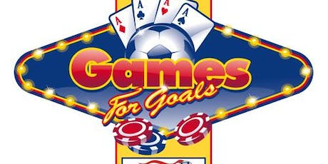 2019 Games for Goals Casino Night tickets