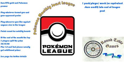Pokemon June Joust League at Round Table Games