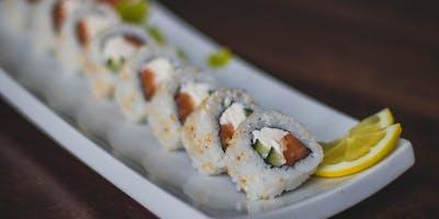 Easy Entertaining: Sushi Party Trays
