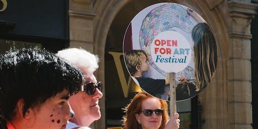 Open for Art 2019 - Bad Medicine - Artists Residency