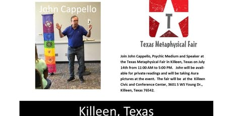 Texas Metaphysical Fair-Killeen, Texas tickets