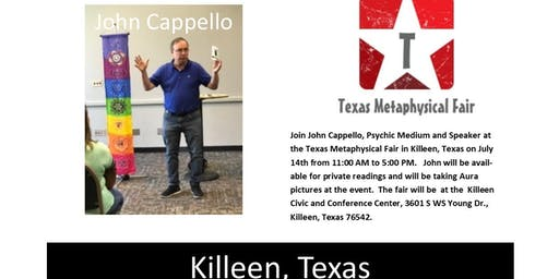 Texas Metaphysical Fair-Killeen, Texas