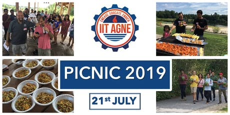 ANNUAL IIT ALUMNI AND FRIENDS PICNIC 2019 tickets