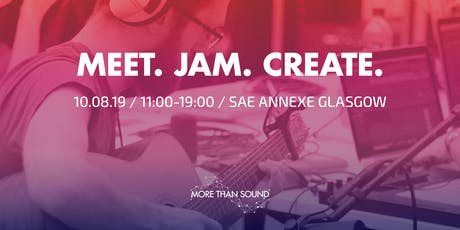 More Than Sound 2019 tickets