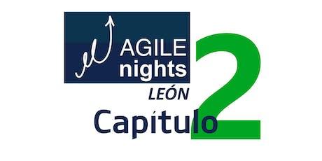 Agile Nights León Capítulo 2 entradas