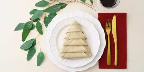Easy Entertaining: Napkin Folding tickets