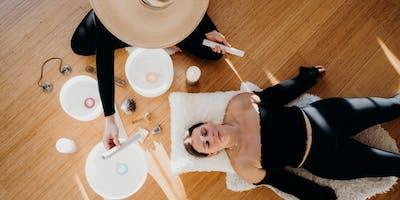 Sound Meditation + Reiki Healing at ****'s Wellness Joint