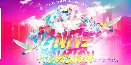 Ignite Houston  tickets