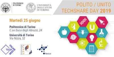 Italian Tech Week | TECHSHARE DAY 2019 @POLITO