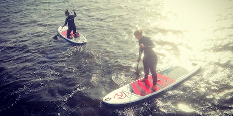 Sunset Paddle - SUP  tickets