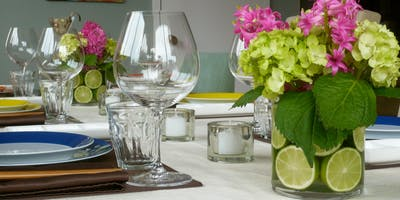 Easy Entertaining: Budget Friendly Centerpieces