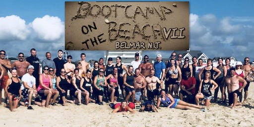 BOOTCAMP AT THE BEACH VII
