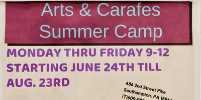 A day of Summer Camp