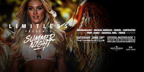 Limitless Summernight tickets