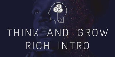 Think and Grow Rich Intro