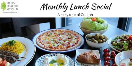 Monthly Lunch Social-Guelph tickets