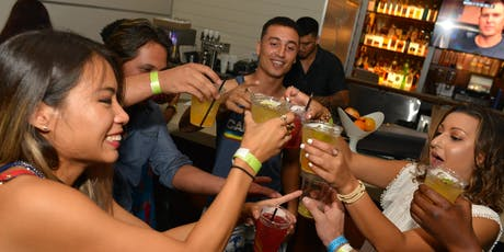 FREE Night Pool Party Bar Crawl to Andaz tickets